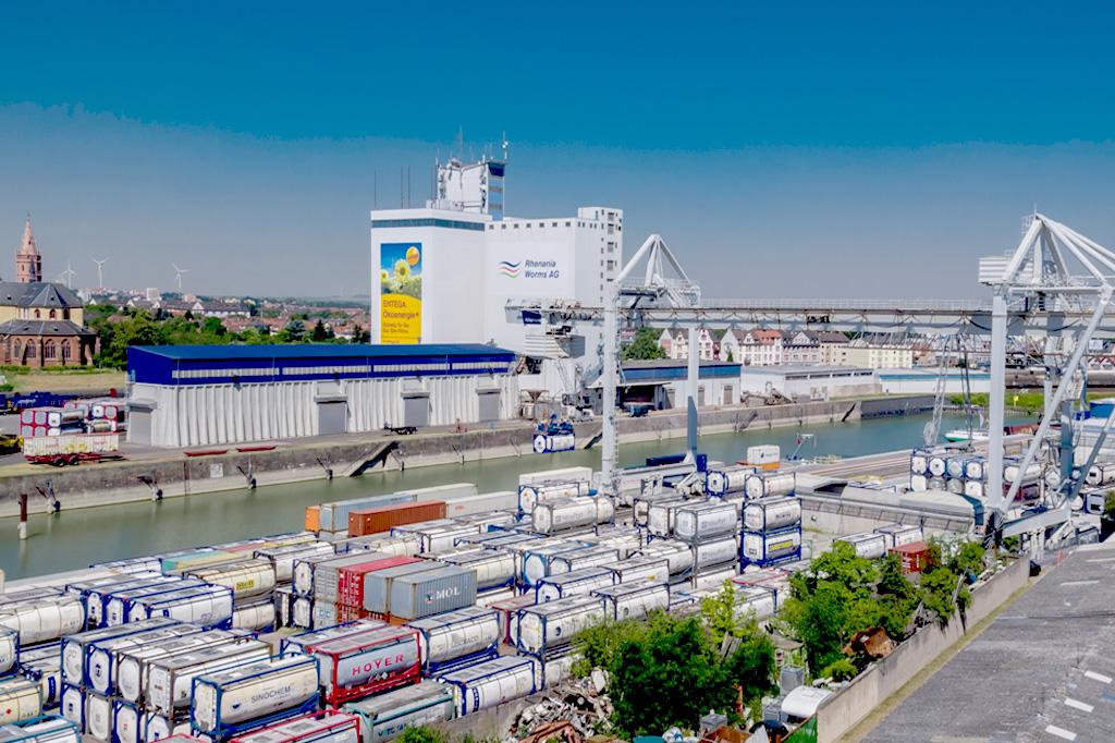 Container und Rhenania Allg